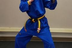 Olsons-Martial-Arts-Student
