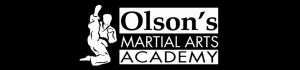 Olson's Martial Arts Academy logo