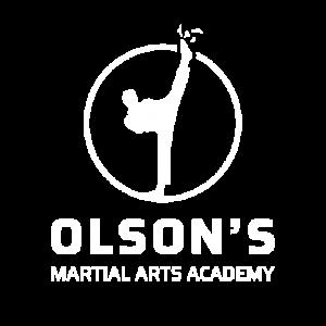 Olsons Martial Arts logo